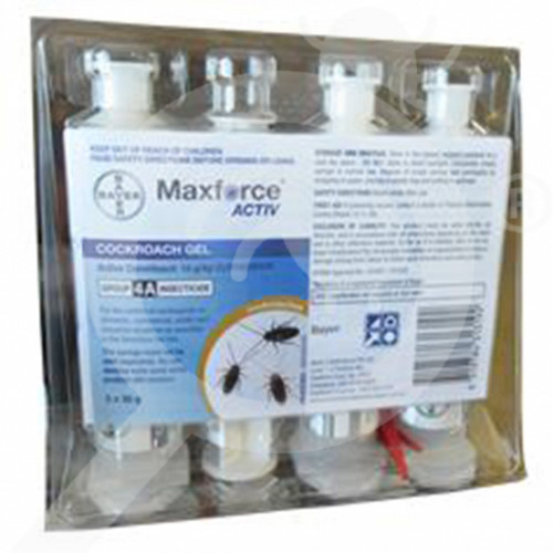 au-bayer-insecticide-maxforce-cockroach-bait-gel-4x30-g - 0, small