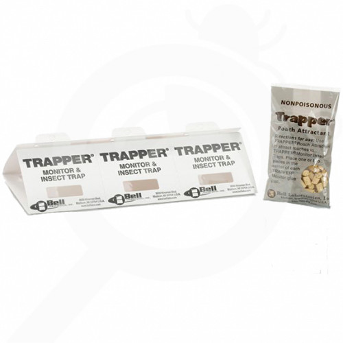 au bell lab trap trapper monitor insect - 1, small