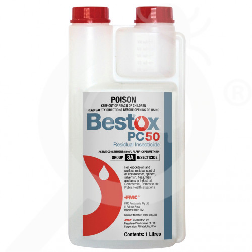 au fmc insecticide bestox pc 50 1 l - 1, small