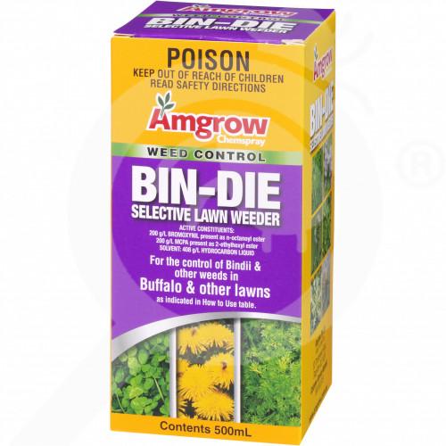 au barmac industries herbicide bindii killer 500 ml - 2, small