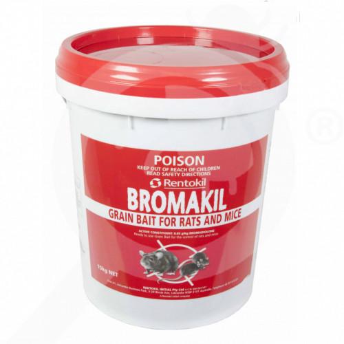 au rentokil rodenticide bromakil grain bait 15 kg - 2, small