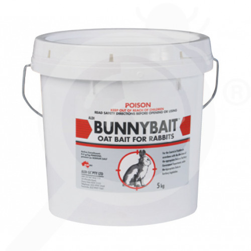 au aldi rodenticide bunny bait 5 kg - 1, small