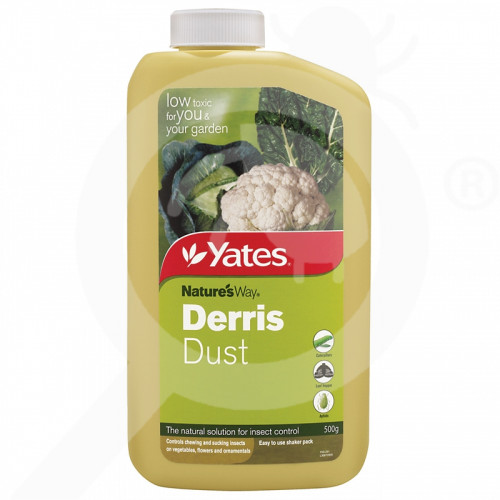 au yates insecticide crop derris dust 500 g - 1, small