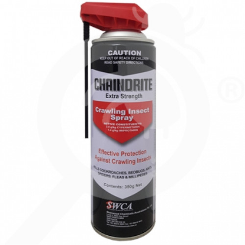 au swca insecticide chaindrite extra aerosol 350 g - 1, small