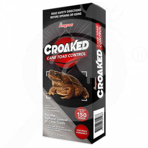 au amgrow special unit croaked cane toad 375 ml - 1, small