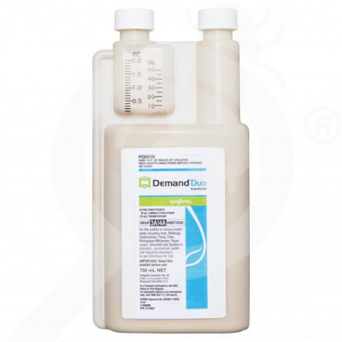 au syngenta insecticide demand duo 500 ml - 1, small