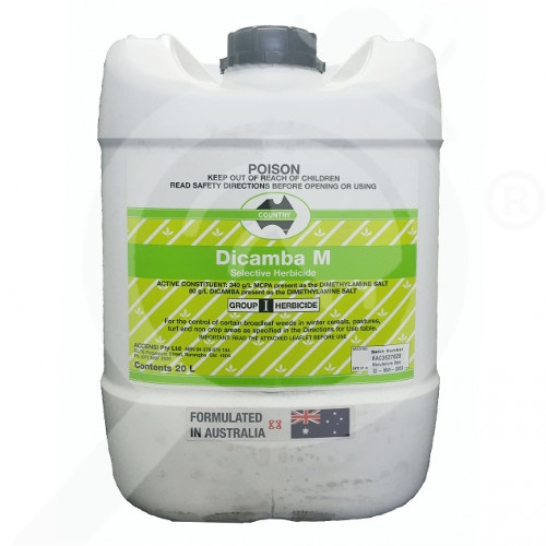 au country herbicide dicamba m 20 l - 1, small