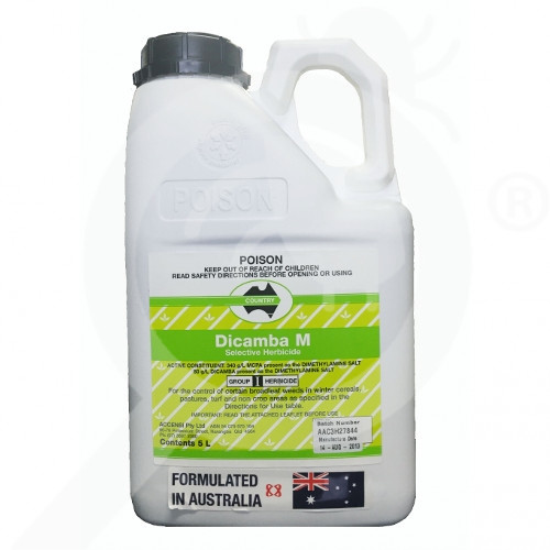 au country herbicide dicamba m 5 l - 1, small