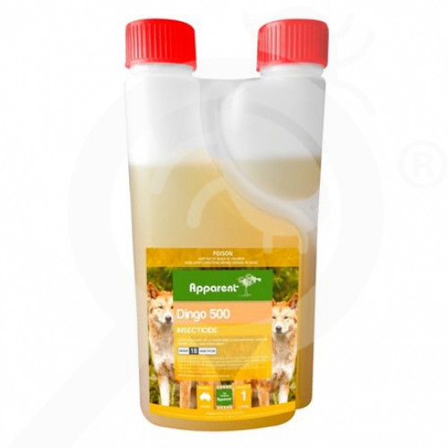 au apparent insecticide crop dingo 500 1 l - 1, small