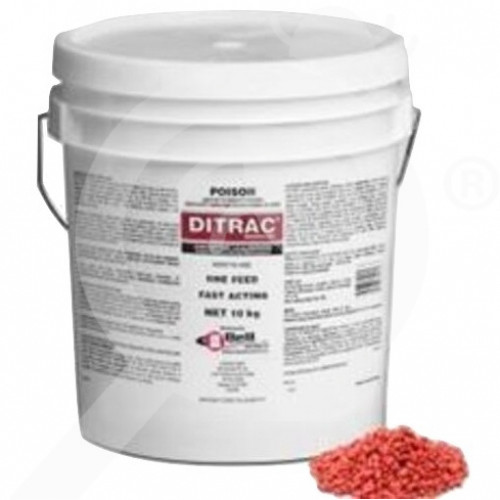 au bell lab rodenticide ditrac pellet 10 kg - 3, small