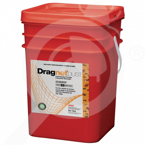 au fmc insecticide dragnet dust 10 kg - 1, small