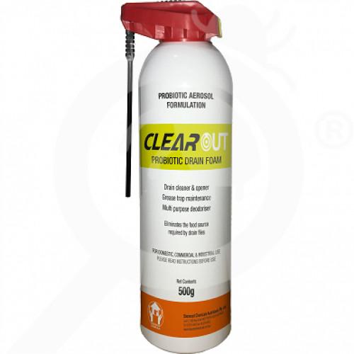 au swca detergent clearout drain foam 400 g - 1, small