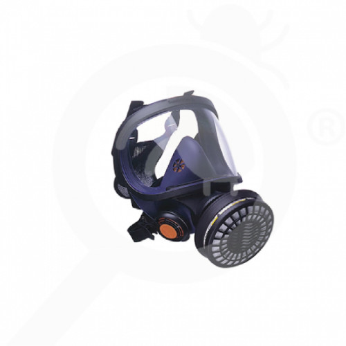 au the sea group safety equipment sr200 full face respirator - 1, small