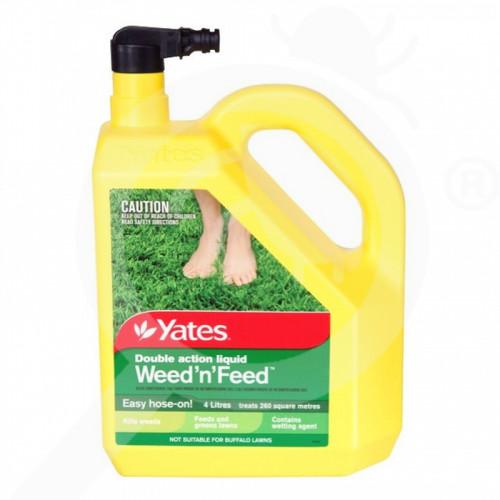 au yates herbicide liquid weednfeed 4 l - 1, small