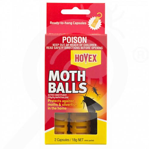 au hovex repellent moth balls 2 p - 1, small