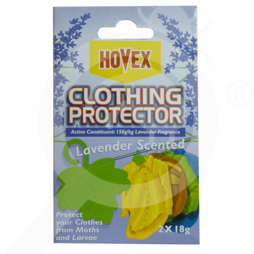 au hovex repellent clothing protector 2 p - 1, small