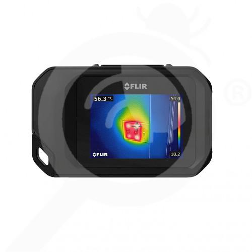 au globe special unit flir c3 infrared pocket camera - 1, small