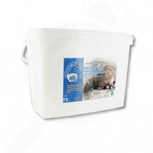 au lipha tech rodenticide generation block 7 5 kg - 1, small