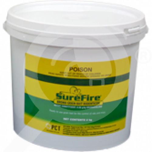 au pct rodenticide surefire broma grain bait 2 kg - 1, small