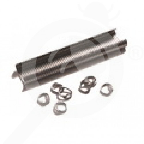 au globe accessory hogring staples galvanised - 1, small