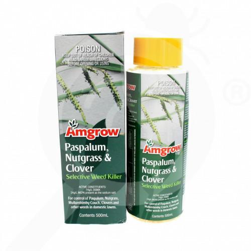 au amgrow herbicide paspalum clover killer 500 ml - 1, small