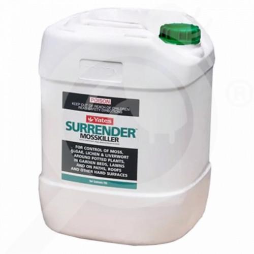 au yates herbicide surrender 10 l - 1, small