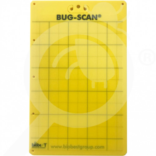 au biobest group trap bug scan yellow 25 x 40 cm - 3, small