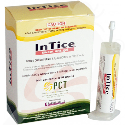 au pct insecticide intice sweet ant gel 5x42 g 210 g - 1, small