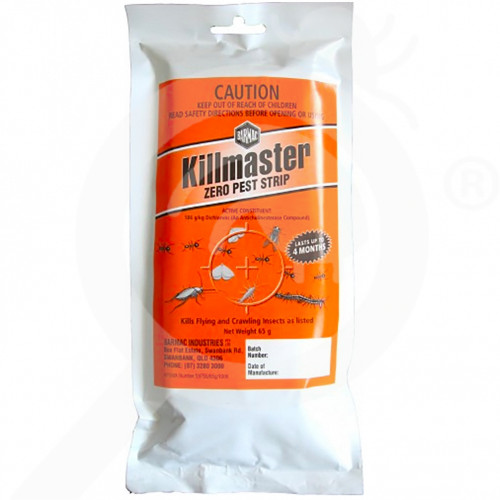 au amgrow insecticide killmaster zero pest strip 65 g - 1, small