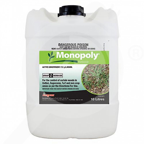 au amgrow herbicide monolopy 10 l - 1, small