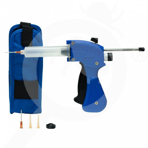 au bg equipment accessory multidose 3000 bait gun - 1, small