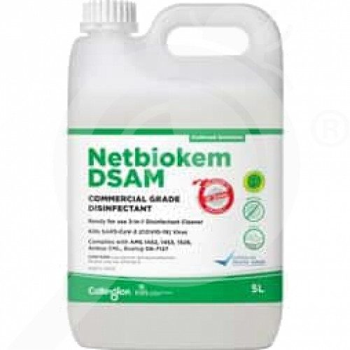 au callington disinfectant netbiokem dsam 5 l - 1, small