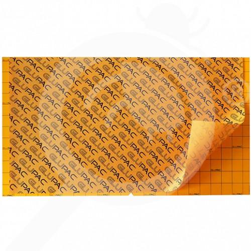au insectomatic adhesive plate halo aqua glueboards set of 6 - 2, small