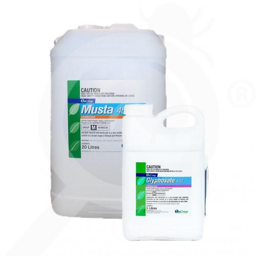 au ozcrop herbicide ozcrop musta 450 20 l - 1, small