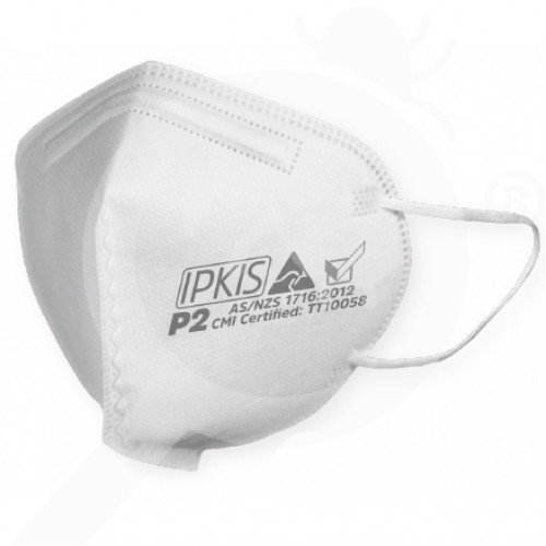 au evolve group safety equipment ipkis medical face mask p2 50 - 1, small