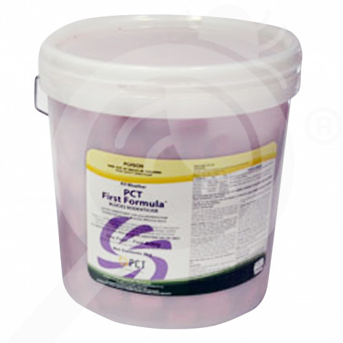 au pct rodenticide pct first formula 8 kg - 1, small