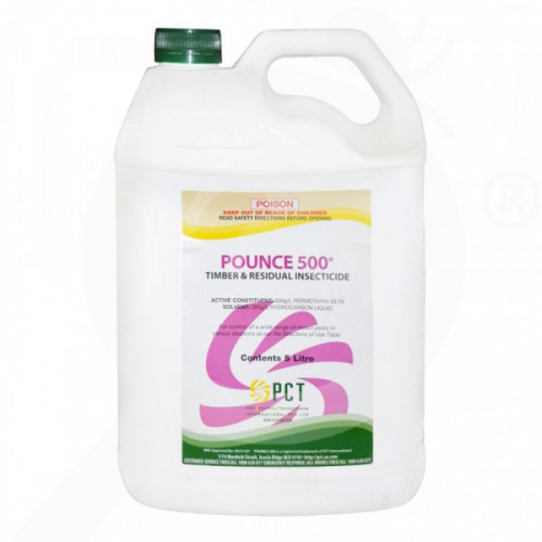 au pct insecticide pounce 5 l - 1, small