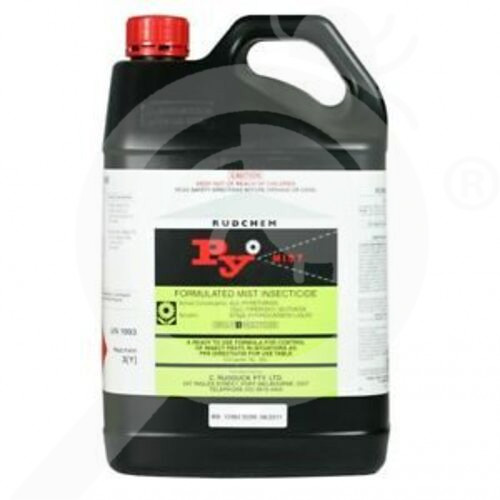 au rudduck insecticide py mist 5 l - 1, small