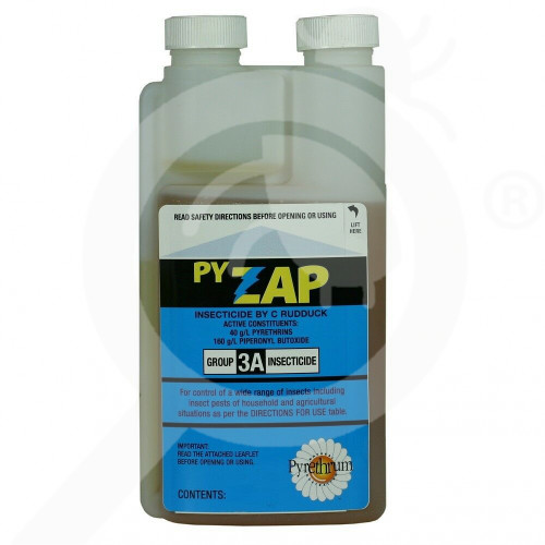 au rudduck insecticide py zap 1 l - 1, small