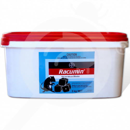 au bayer rodenticide racumin blocks 5 kg - 1, small