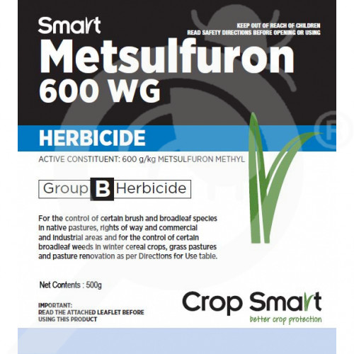 au crop smart herbicide metsulfuron 500 g - 1, small