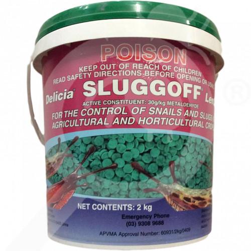 au delicia insecticide crop sluggoff 2 kg - 1, small