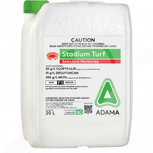 au adama herbicide stadium turf 20 l - 1, small