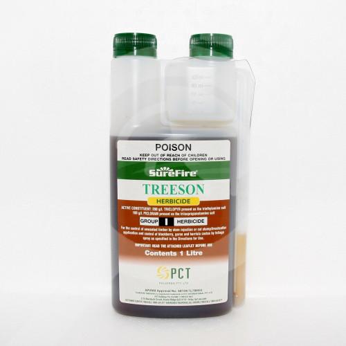 au pct herbicide treeson 1 l - 1, small