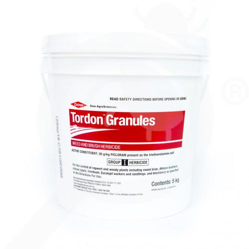 au dow agrosciences herbicide tordon granules 5 kg - 1, small