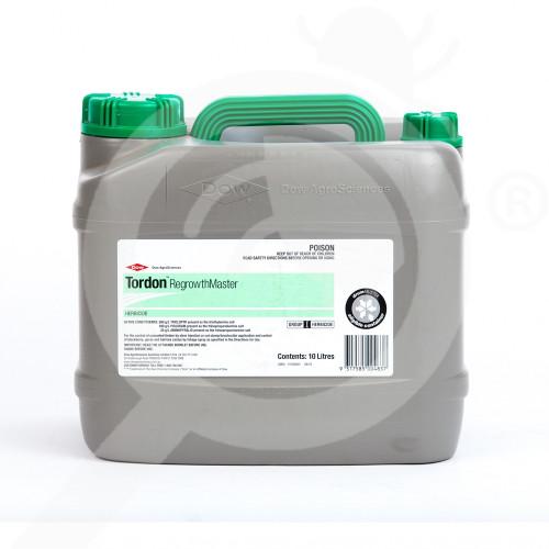 au dow agrosciences herbicide tordon regrowthmaster 10 l - 1, small