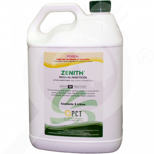 au pct insecticide zenith 5 l - 1, small