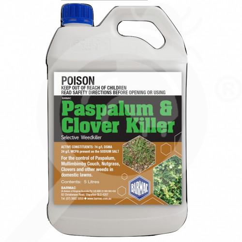 au amgrow herbicide paspalum clover killer 5 l - 1