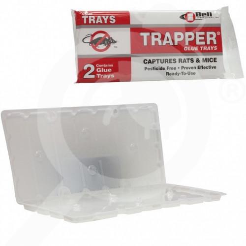 au bell labs trap trapper rat glue tray - 1