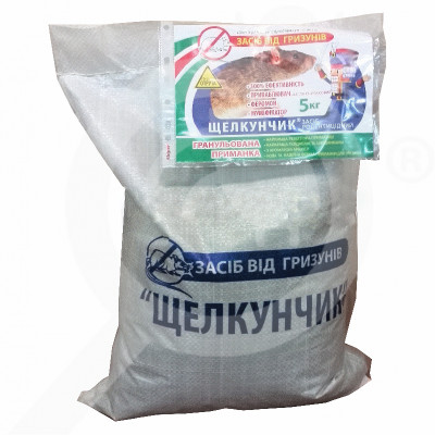 ua nutcracker rodenticide nutcracker grain 10 kg - 1